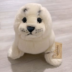 New With Tag Webkinz Signature Seal Plush